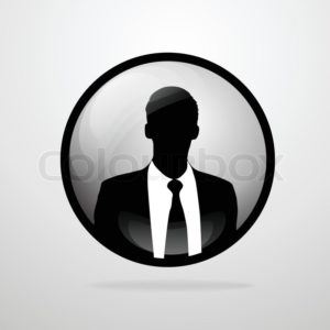 11618659-businessman-silhouette-male-circle-icon-avatar-profile